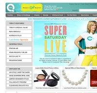 qvc.com screenshot