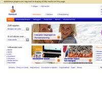 rabobank.nl screenshot