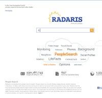 radaris.com screenshot
