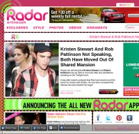 radaronline.com screenshot