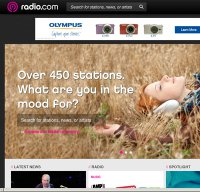 radio.com screenshot