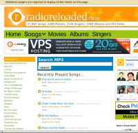 radioreloaded.com screenshot