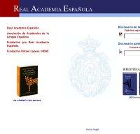 rae.es screenshot