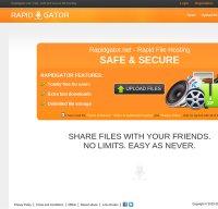 rapidgator.net screenshot
