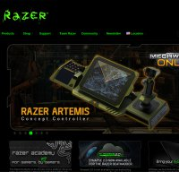 razerzone.com screenshot