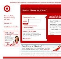 rcam.target.com screenshot