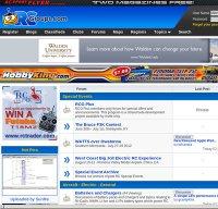 rcgroups.com screenshot