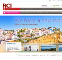 rci.com screenshot