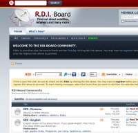 rdi-board.com screenshot