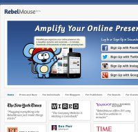 rebelmouse.com screenshot