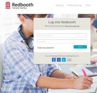 redbooth.com screenshot