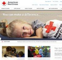 redcross.org screenshot