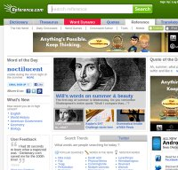 reference.com screenshot