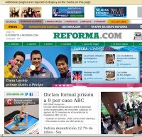 reforma.com screenshot