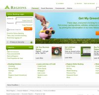 regions.com screenshot
