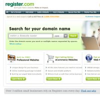 register.com screenshot