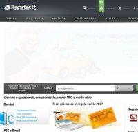 register.it screenshot