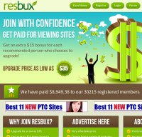 resbux.com screenshot