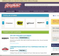 retailmenot.com screenshot