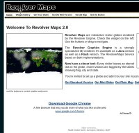 revolvermaps.com screenshot