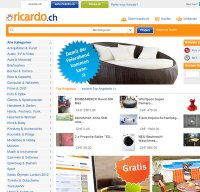 ricardo.ch screenshot
