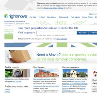 rightmove.co.uk screenshot