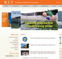 rit.edu screenshot
