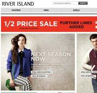 riverisland.com screenshot