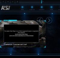 robertsspaceindustries.com screenshot