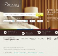 roomkey.com screenshot