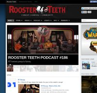 roosterteeth.com screenshot