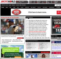rotoworld.com screenshot