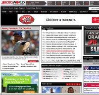 rotoworld.com screenshot