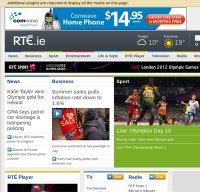 rte.ie screenshot