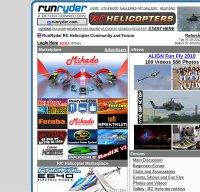 runryder.com screenshot