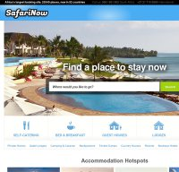 safarinow.com screenshot