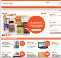 sainsburys.co.uk screenshot