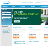 salliemae.com screenshot