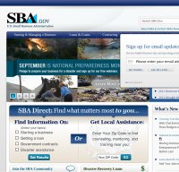 sba.gov screenshot