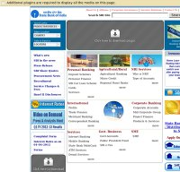 sbi.co.in screenshot
