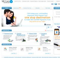 sbicard.com screenshot