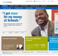schwab.com screenshot
