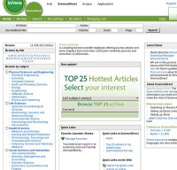 sciencedirect.com screenshot