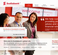 scotiabank.com screenshot