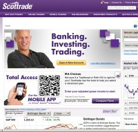 scottrade.com screenshot
