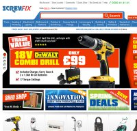 screwfix.com screenshot