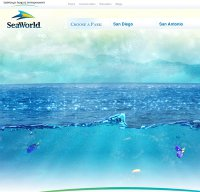 seaworldparks.com screenshot