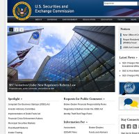 sec.gov screenshot