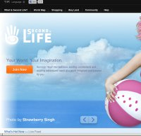 secondlife.com screenshot