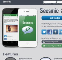 seesmic.com screenshot
